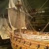 Hon skulle varit ett magnifikt och imponerande skepp