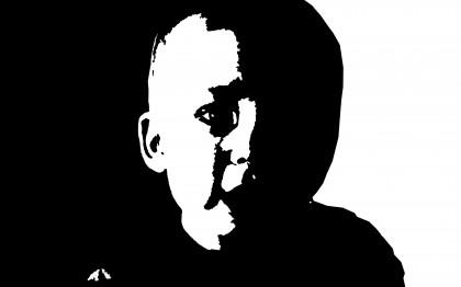 Theo i svart och vitt